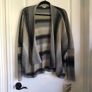 Brand new with tags - gray cardigan!!